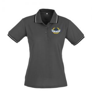 Ladies Polo Shirt with USQLS logo