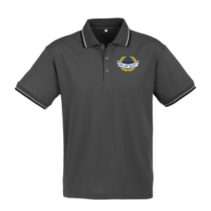 Mens Polo Shirt with USQLS logo